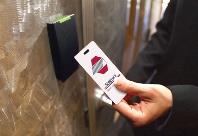 Key Card Access Installations
